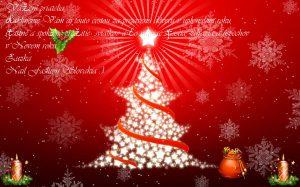 Vianočné prianie z Nail Fashion Slovakia